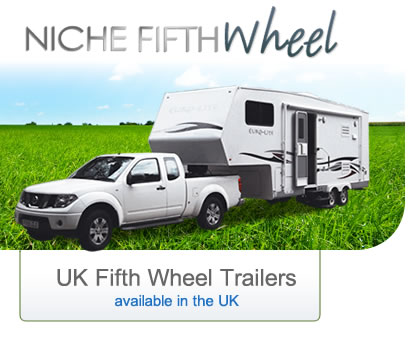 Fifth Wheel Trailers available in the UK